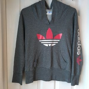 Adidas Sweater V Neck